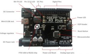 OSEPP - Arduino Compatible Products - OSEPP™ Uno R3 Plus