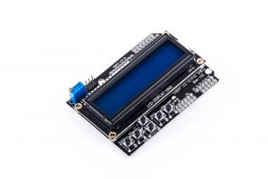 OSEPP - Arduino Compatible Products - 16×2 LCD Display & Keypad Shield