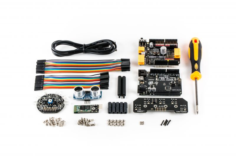 OSEPP - Arduino Compatible Products - Robotic Functional Kit