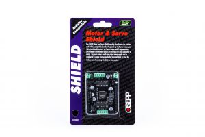 OSEPP - Arduino Compatible Products - Motor & Servo Shield